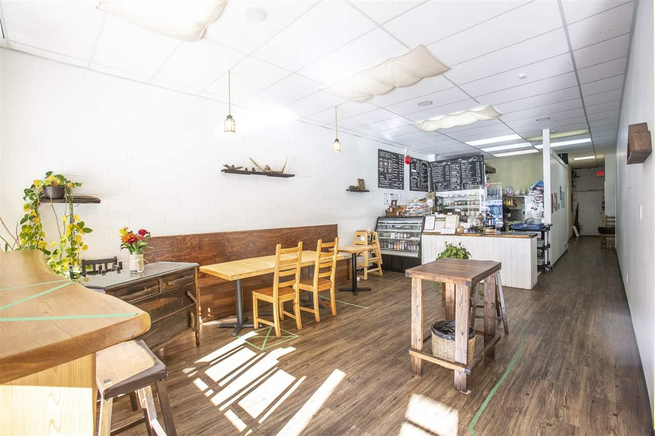 Kululu Cafe Squamish is a restaurant with excellent vegan food